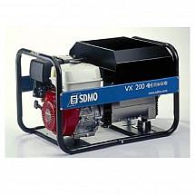 Сварочный генератор SDMO VXC 200/4 C5