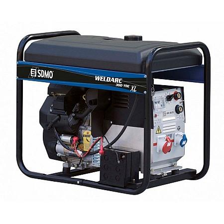 Сварочный генератор SDMO WELDARC 300 TDE XL