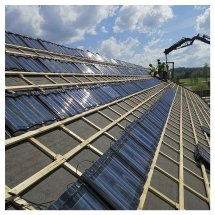 Солнечные батареи Hanergy (солнечные панели) HanTile Double-Glass - фото 2