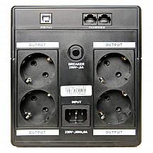 Бесперебойник NetPRO UPS - NetPRO Line 600 - фото 2
