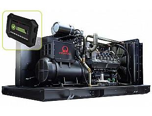 Новые газовые генераторы от PRAMAC для Европейского рынка