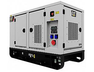 Новый дизельный генератор 30кВА от Caterpillar для сдачи в аренду