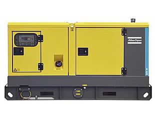 Дизель генератор Atlas Copco модели QAS 60/35 VSG для переменной нагрузки