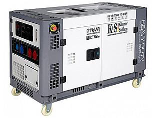 Новые генераторы дизельные Könner&Söhnen серии KS13