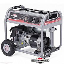 Бензиновая электростанция 3 кВтBriggs&Stratton Elite 3750A открытого типа