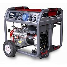 Генератор бензиновый 6 кВтBriggs&Stratton Elite 7500EA открытого типа
