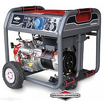 Бензиновый генератор 8,5 кВтBriggs&Stratton Elite 8500EA открытого типа
