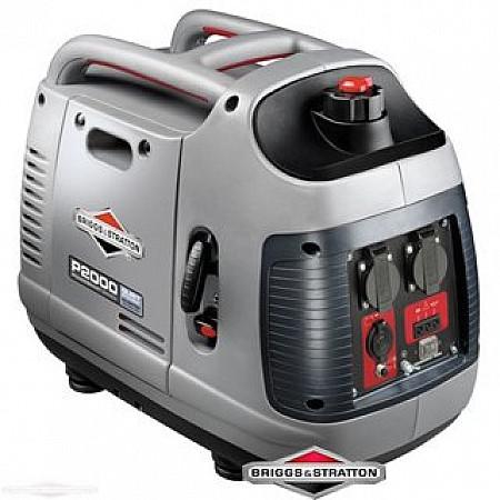 Инверторный генератор 1,6 кВт Briggs&Stratton Inverter P2000 в кожухе