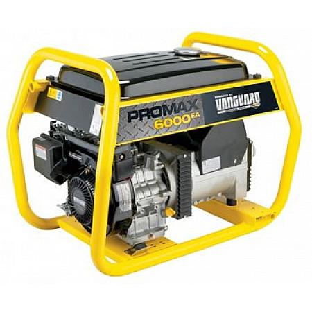 Электростанция бензиновая 4,8 кВт Briggs&Stratton Pro Max 6000EA открытого типа