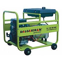 Миниэлектростанция бензиновая DALGAKIRAN DJ100BS-ME открытого типа