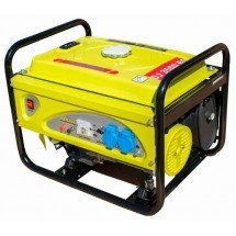 Бензиновыйгенератор 1 кВт DALGAKIRAN DJ1200BG-A открытого типа
