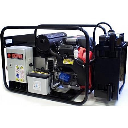 Бензиновый генератор 12 кВт EUROPOWER EP16000TE открытого типа