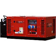 Генератор бензиновый 8 кВт EUROPOWER EPS10000E в кожухе