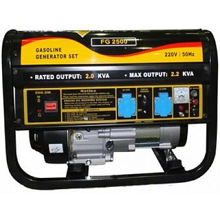 Бензогенератор 2 кВт Forte FG2500 открытый