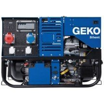 Бензиновая электростанция 9,6 кВт 12000 ED-S/SEBA S BLC открытого типа