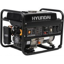 Бензогенератор 2 кВт HYUNDAI HHY 2200F открытого типа