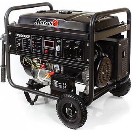 Бензогенератор 6 кВт Matari BS9000E открытого типа