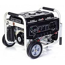 Генератор бензиновый 3 кВт Matari MX4000E открытого типа