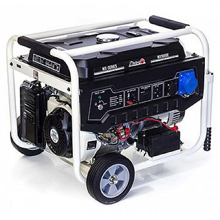 Бензиновый генератор 6,5 кВт Matari MX9000E открытого типа