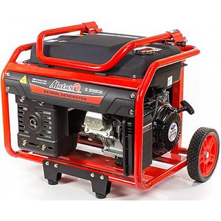 Бензогенератор 3 кВт Matari S3990E открытого типа