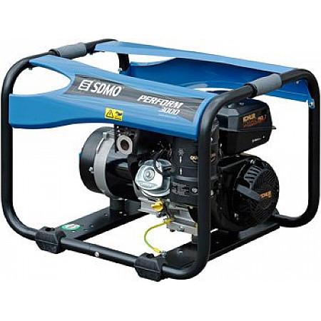 Бензогенератор 3 кВт SDMO PERFORM 3000