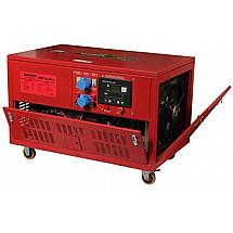 Бензиновый генератор 20 кВт Vitals EST 18.0bat в кожухе