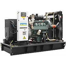 Дизельный генератор 200 кВт AKSA AD275открытого типа