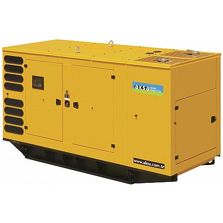 Дизельгенератор 600 кВт AKSA AD750в кожухе