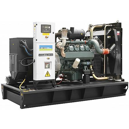 Дизельныйгенератор 600 кВт AKSA AD750 открытого типа