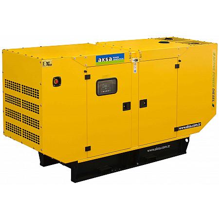 Электрогенератор дизельный AKSA APD165A в кожухе