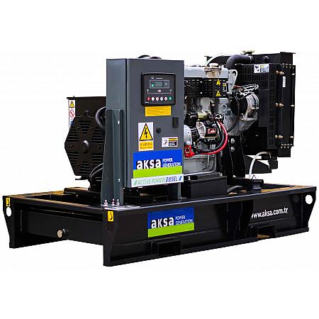 Дизельный генератор 15 кВтAKSA APD20MA открытого типа