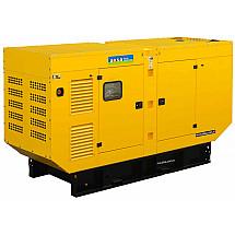 Дизель генератор 200 кВт AKSA APD250A в кожухе