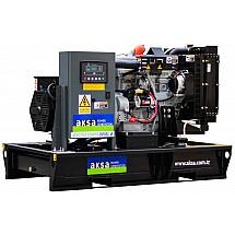Дизельный генератор 30 кВт AKSA APD40Aоткрытого типа