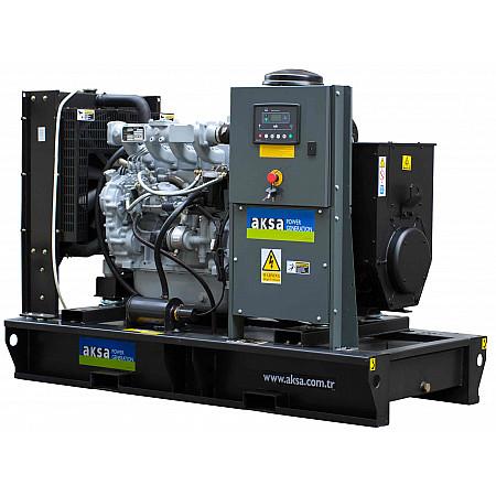 Дизельный генератор 40 кВт AKSA APD50Aоткрытого типа