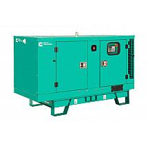 Дизельный генератор 12 кВт CUMMINSC17D5 в кожухе