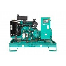 Дизель генератор 20 кВтCUMMINS C28D5открытого типа