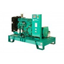 Дизель генератор 30 кВтCUMMINS C38D5открытого типа
