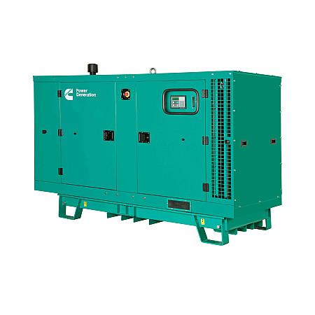 Дизельный генератор 40 кВт CUMMINSC55D5  в кожухе