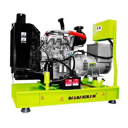 Дизельная электростанцияDALGAKIRAN DJ120NTоткрытого типа