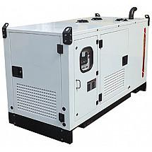Электрогенератор дизельный DALGAKIRANDJ22CP в кожухе
