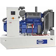 Дизельный генератор 100 кВтFG WILSON F125-1открытого типа