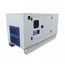 Дизель генератор 40 кВтFG WILSON F50-1 в кожухе