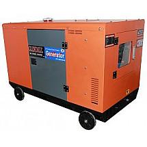 Генератор дизельный 12 кВт Glendale DP15000SLE/1 в кожухе