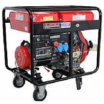 Дизельная электростанция 5 кВт Glendale DP6500-CLX/1 открытого типа