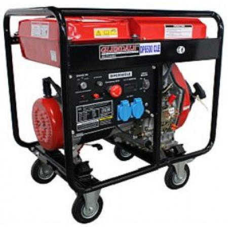 Дизель генератор 5 кВт Glendale DP6500-CLX/1 открытого типа