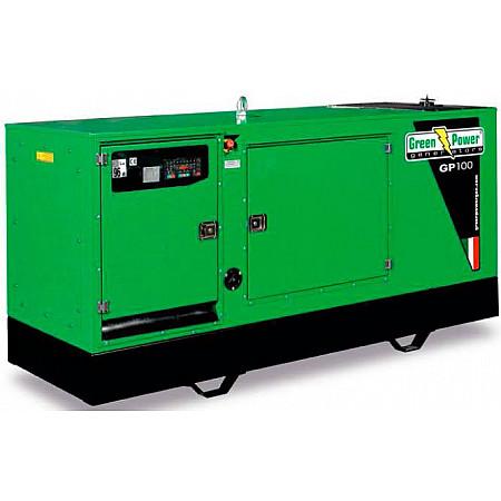 Дизельный генератор GREEN POWER GP176I-N