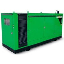 Дизельная электростанция 200кВт GREEN POWER GP280I-N в кожухе