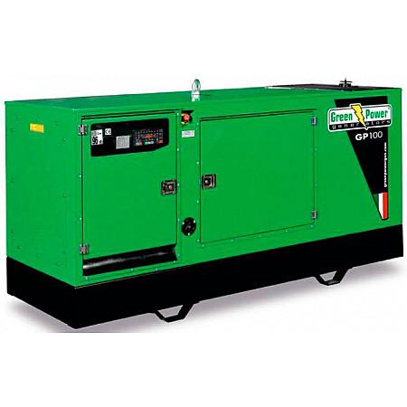 Дизельный генератор GREEN POWER GP44I в кожухе