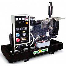 Генератор дизельный 40 кВт GREEN POWER GP55I-N открытого типа