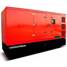 Дизель генератор HIMOINSA HDW-285 T5 в кожухе